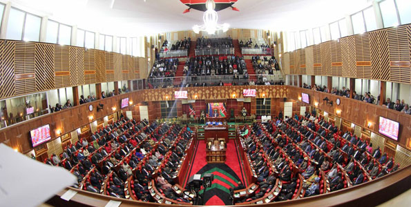 Members of the National Assembly