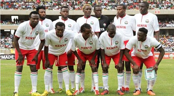 Harambee Stars beat Namibia to finish third in Group F World Cup qualifier