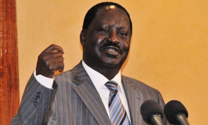 Raila defends Annan over ICC cases