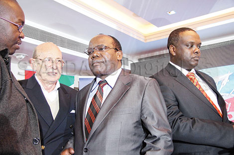 Good Performance: Fifa endorses FKF structures after normal accounts audit