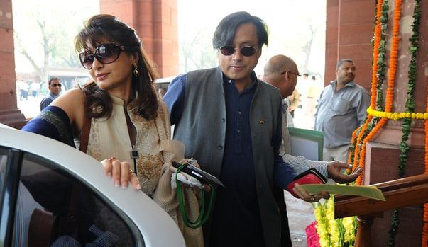 Sunanda Pushkar, wife of Union minister Shashi Tharoor, found dead in Delhi hotel