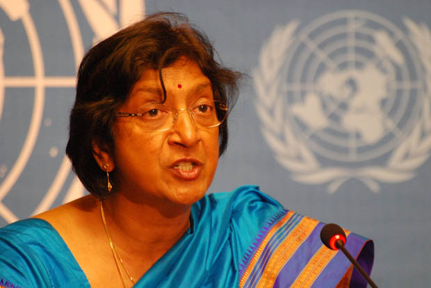 UN human rights chief denounces new anti-homosexuality law in Nigeria