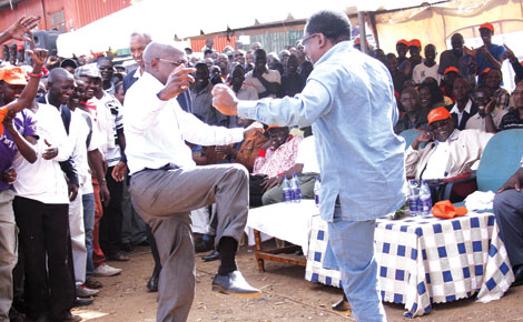 CORD launches tirade against Uhuru, threatens to call mass action soon