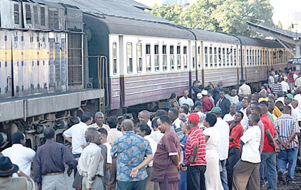 Dar, Zambian officials to meet over Tazara strike