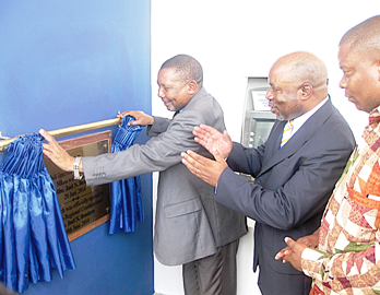 NMB Bank launches renovated Turiani branch building