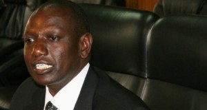 Ruto warns against incitement