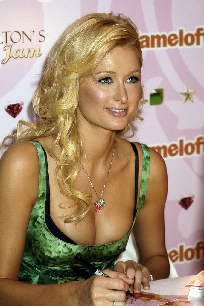 Paris Hilton Said She's Like Einstein