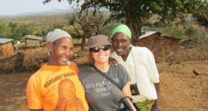 Ann Bromberg travels to Africa to document health clinic