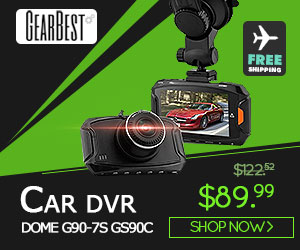High quality and inexpensive Car Dvr on Gearbest.com, free shipping all over the world.