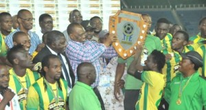 Yanga Defeats Champion Azam In 2015 Community Shield Final