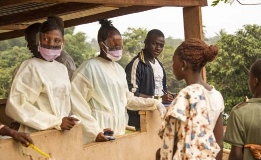 Ebola Vaccination To Be Carried On 200 Sierra Leone People - WHO