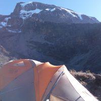 Camping at Kilimanjaro