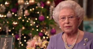 Queen asks for harmony on christmas