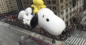 Macy's Annual Thanksgiving Parade Was Peaceful Amid Huge Crowd, Security