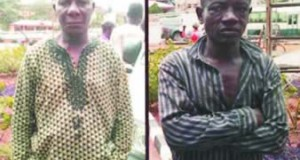 Drug Suspect Made N300K Per Month From Begging In Nigeria