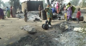 Boko Haram Burns Village In Northwestern Nigeria, Kills 50
