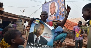 Central African Republic Presidential Election On Sunday, Feb 14