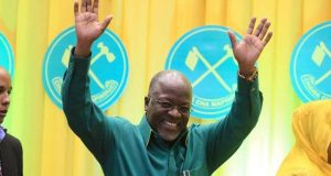 John Magufuli Positioned High In Battling Against Corruption