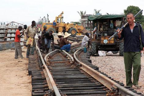 China's Exim Bank Sanctions Loan For Tanzania Rail Construction