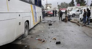 damascus twin bomb attacks