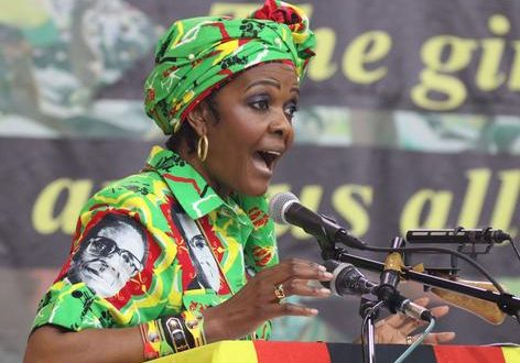 Zimbabwean First Lady